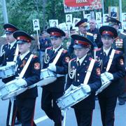 Уссурийцы встали в ряды «Бессмертного полка» (27 фотографий)