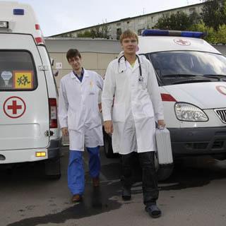 Скорая помощь Уссурийска разыскивает молодых