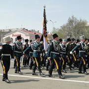 Уссурийск отпраздновал День Победы! (12 фотографий)