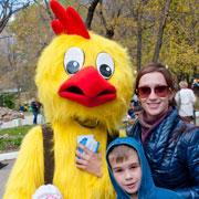 Забавный праздник отметили в Уссурийске (14 фотографий)