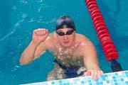 Уссурийские военные соревновались в необычных заплывах (3 фотографии)