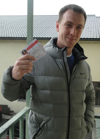 Билеты на концерт Ани Лорак разыграны!