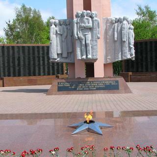 Мемориал воинам-уссурийцам, погибшим в годы ВОВ 1941 – 1945 годов, находится на реконструкции