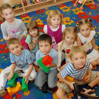Более 3 тысяч новых мест в детских садах введено в Приморье