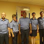 Сегодня хозяйственные службы МВД в Уссурийске отмечают 95-летие
