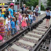 Акция «Безопасное лето» проходит в Уссурийске (3 фотографии)