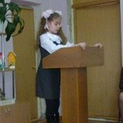 Школьники выступили на экологической конференции в СЮН (2 фотографии)