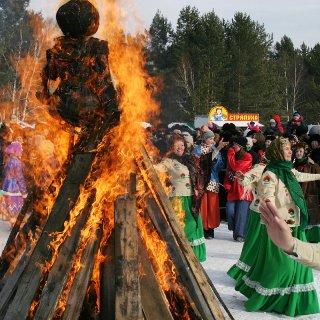 Праздничные гуляния «Масленица Широкая» пройдут 13 марта в городском парке