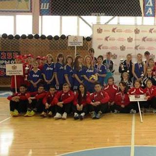 Команда детского дома из Уссурийска взяла серебро на краевых соревнованиях