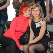Две девушки из Уссурийска вышли в финал конкурса «Мисс Приморье - 2013» (3 фотографии)