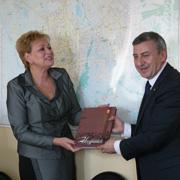 Вице-президент «Лиги здоровья нации» посетил Уссурийск (7 фотографий)
