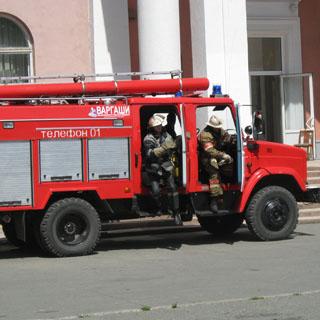 В минувшие сутки пожарным Уссурийска скучать не пришлось