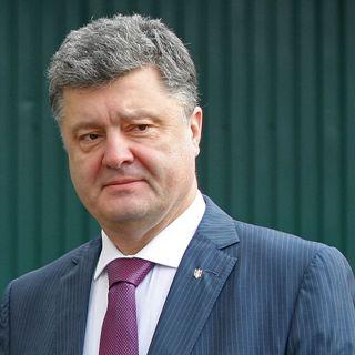 О недельном запое Порошенко проболтались в Раде