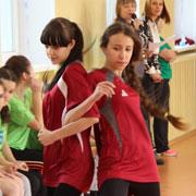 «Президентские состязания» среди школьников стартовали в Уссурийске (10 фотографий)