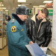 В преддверие Нового года у службы МЧС Уссурийска много работы (3 фотографии)