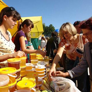Продовольственная ярмарка начнет свою работу с 4 марта