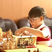 Открытый рожденственнский турнир по шахматам