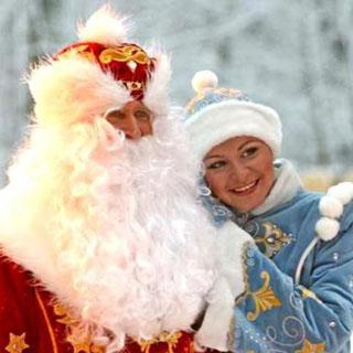 В Арсеньеве открылась резиденция приморского Деда Мороза