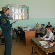Уроки мужества прошли в Уссурийске (4 фотографии)