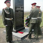 В Уссурийске почтили память воинов (6 фотографий)