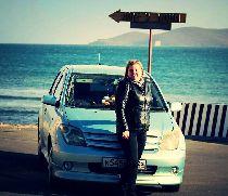 Анастасия Суржик  - Toyota Ist