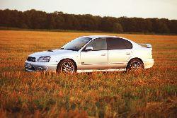 Анатолий Кашковский - Subaru legacy b4 RSK