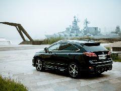 Дмитрий Шевченко - Lexus RX350