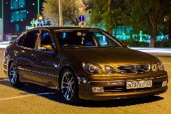 Евгений Тихонов - Toyota Aristo