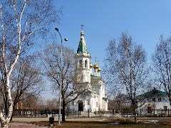 Свято- Никольский храм (автор Галина Николайчук)