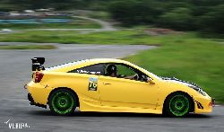 Николай Фридман  - Toyota Celica TRD Sports M Yellow Spec