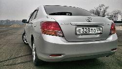 Павел  Усков - Toyota Allion