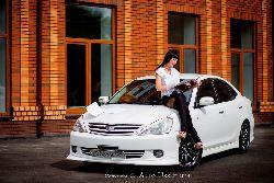 Руслан Алиев - Toyota Allion