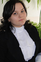 Адиянтова Дарья, 17 лет, школа № 8