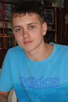 Касмынин Игорь, 16 лет, школа № 8