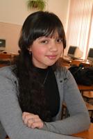Майорова Ксения, 10 «Б» класс, школа №30