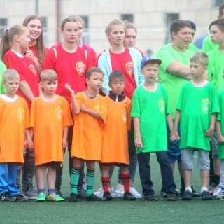 В турнире по футболу примут участие почти 850 человек