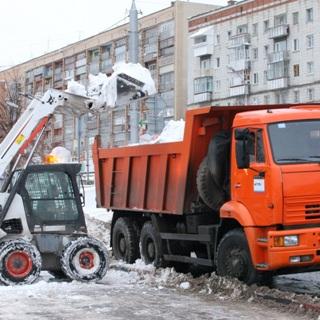 Оперативная информация по очистке от снега дорог и тротуаров