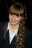 Настя Краева, 16 лет